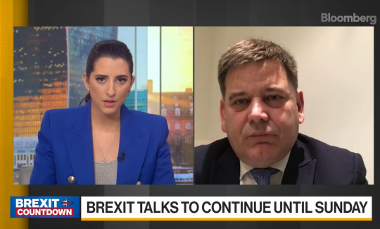 Andrew Bridgen speaks to Bloomberg Daybreak: Europe